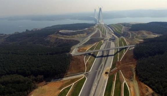 Kuzey Marmara Otoyolu ücretleri belli oldu