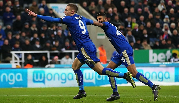 Leicester City Premier Lig şampiyonu oldu