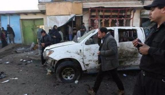 Kabil'de bombalı saldırı: 10 ölü