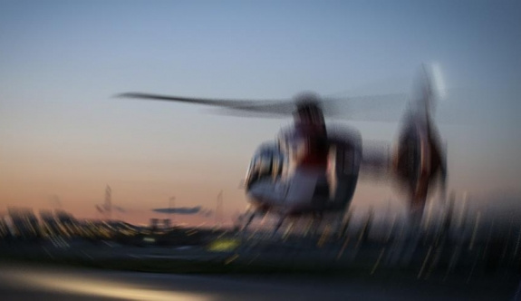 Malezya'da helikopter kayboldu