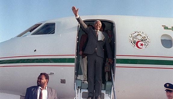 Mandela'yı CIA'nın ele verdiği ortaya çıktı