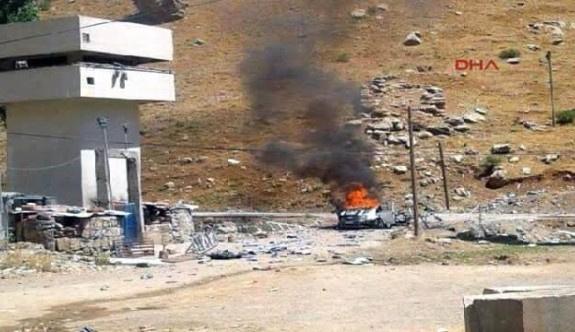 Mardin'deki saldırıda iki PKK'lı parçalanarak öldü