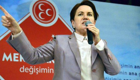 Meral Akşener: Kongremiz 19 Haziran'da