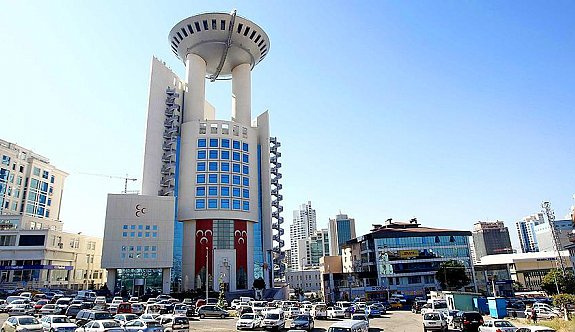 MHP ile ilgili son karar Ankara Valiliği'nden
