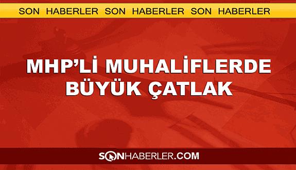 MHP'li muhaliflerde 'kurultay' çatlağı