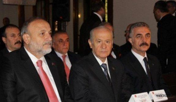 MHP'li muhalifler Oktay Vural'ı bekliyor