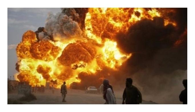 Mısır'da bombalı saldırı : 5 ölü