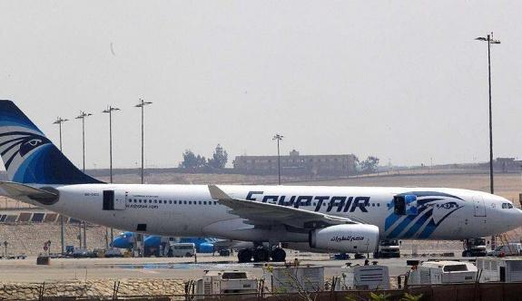 Mısır yolcu uçağı kayboldu