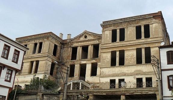 Mudanya'daki tarihi taş mektep restore edilecek