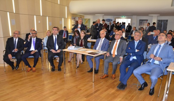 MÜSİAD Başkanı Olpak Viyana'da