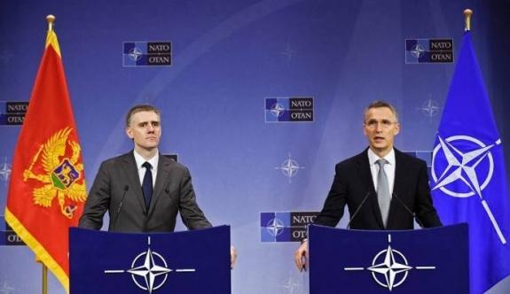 NATO'dan Karadağ'a yeşil ışık