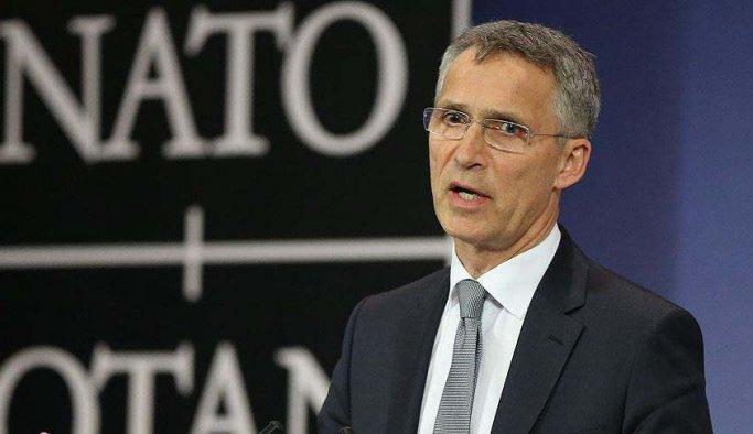 NATO İstanbul saldırısını kınadı