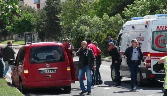 Nevşehir'de silahlı çatışma: Bir ölü