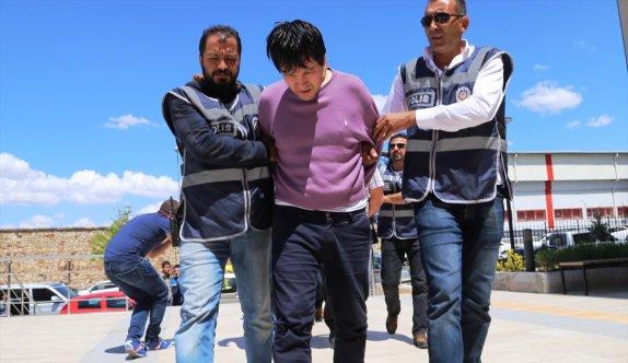 Nevşehir'de şüphelilerin polisle çatışması