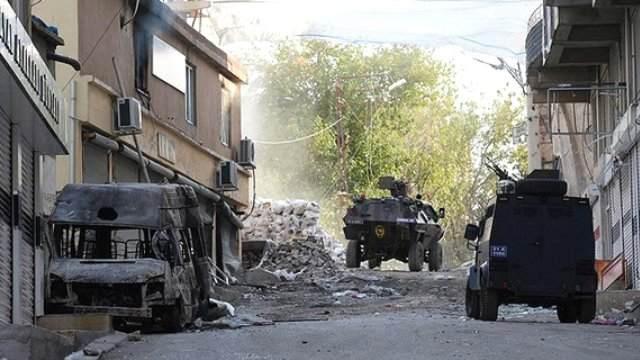 Nusaybin'de patlama: İki şehit