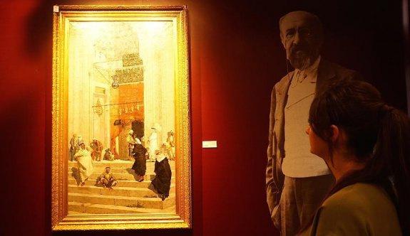Osman Hamdi Bey'in tablosu 13 milyon liraya satıldı
