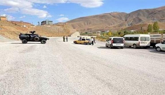 PKK'nın bombalı aracı ele geçirildi