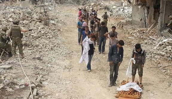 PKK Nusaybin'de çözüldü, bugün de 42 kişi teslim oldu