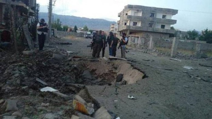PKK saldırısında ölenlerden biri 4 yaşında çocuk