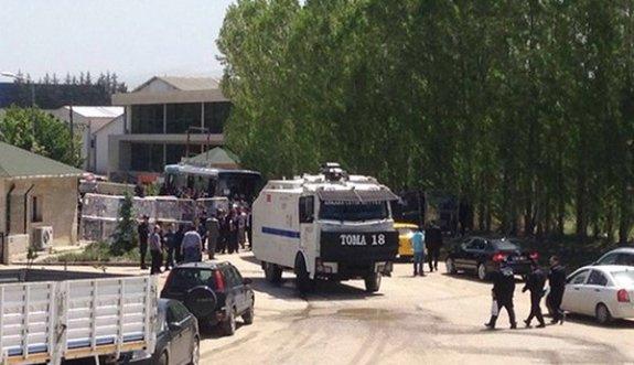 Polis MHP'li muhaliflere izin vermedi