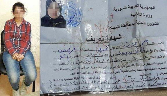 PYD'nin PKK'ya gönderdiği 'keskin nişancı' yakalandı