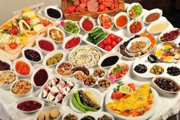 Ramazana özel beslenme önerisi