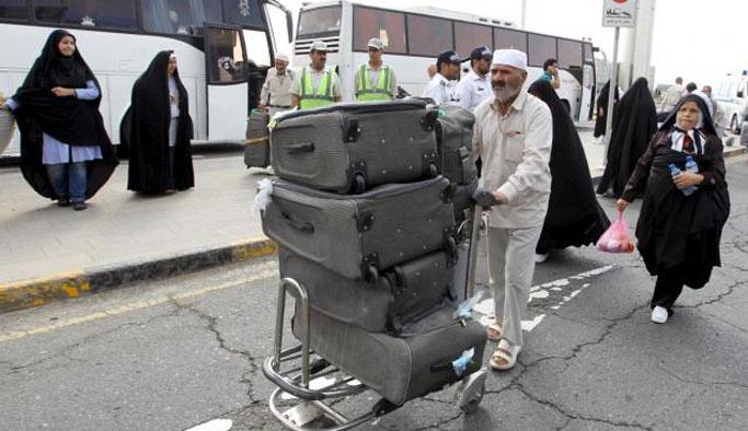 Riyad'daki 'hac krizi görüşmeleri' sonuçsuz