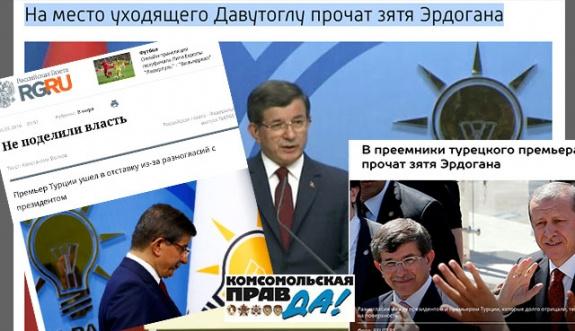 Rus basını: Erdoğan damadını getirecek