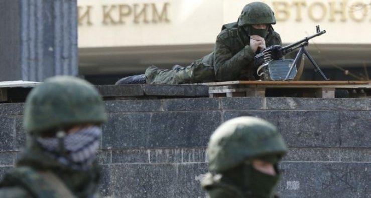 Rusya Kırım işgalinin daha da pekiştiriyor