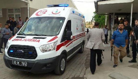Şanlırurfa'da polise saldırı, üç kişi gözaltında