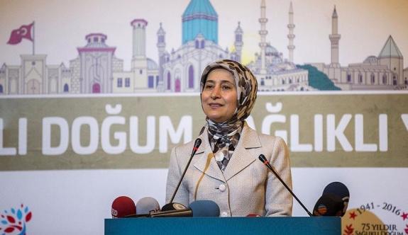 Sare Davutoğlu: 'Gerekemedikçe sezeryan yapılmamalı'