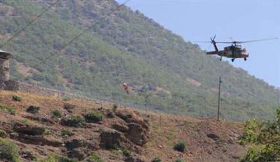 Şehit haberi gelen Çukurca'da 6 PKK'lı öldürüldü