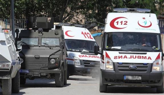 Şemdinli'de saldırı: 4 şehit, 8 yaralı