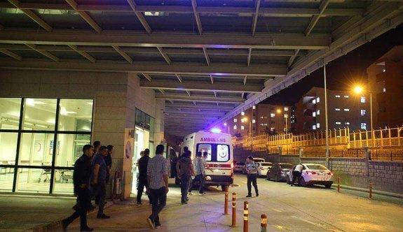 Siirt'te askeri araç kazası: 6 yaralı