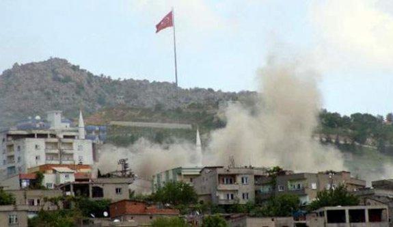 Şırnak'ın yüzde 95'i teröristlerden temizlendi