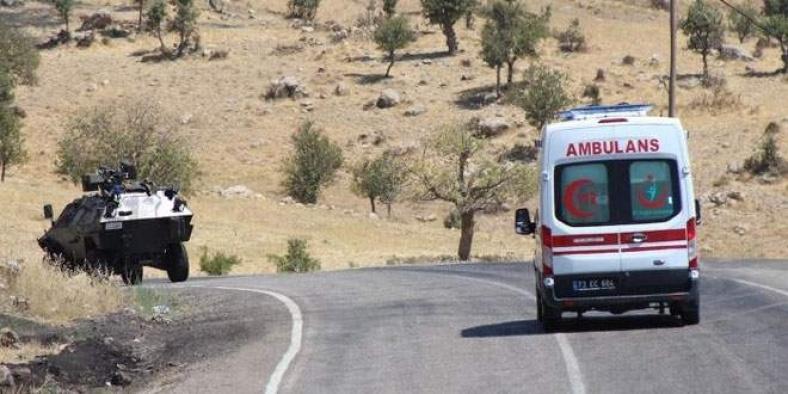 Şırnak'ta sınır karakoluna saldırı: Bir şehit