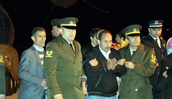 Şırnak şehidinin cenazesi Zonguldak'ta