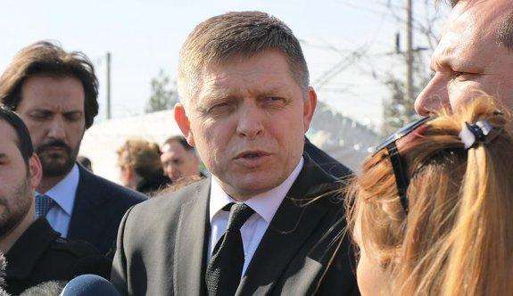 Slovak Başbakan, İslam düşmanlığını alenen ilan etti