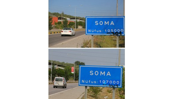 Soma şehitleri anılıyor