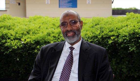 Somali Mogadişu Üniversitesi Rektörü Prof. Dr. Ahmed: