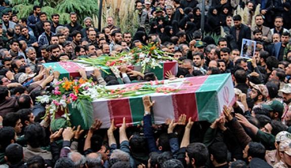 Suriye'de İranlı 13 askeri danışman öldü