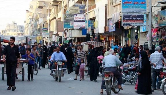 Suriye'de yeni göç dalgası Rakka'dan