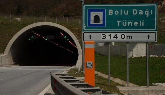 TEM Bolu Ankara yönü üç ay kapalı kalacak