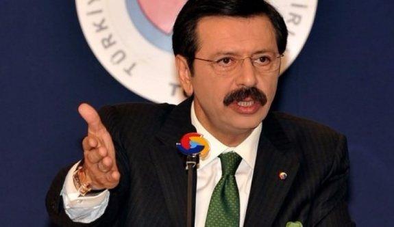 TOBB Başkanı ile CHP arasında sert polemik