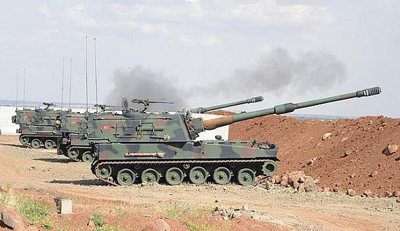 TSK ve Koalisyon'dan DAEŞ'e yeni saldırı