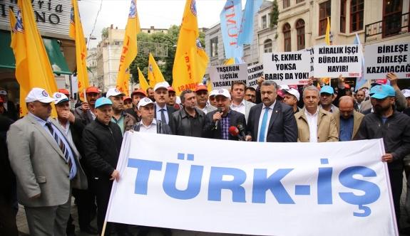 Türk-İş'ten