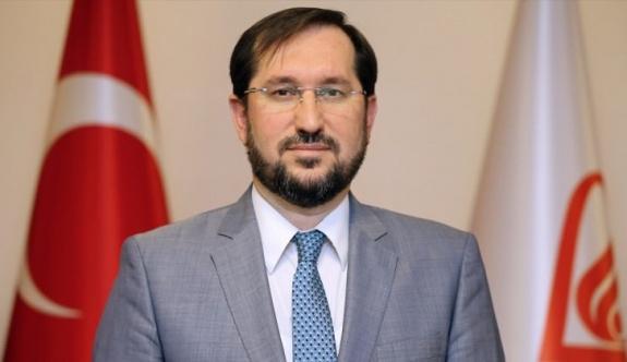 Türkiye Diyanet Vakfı'nda nöbet değişimi