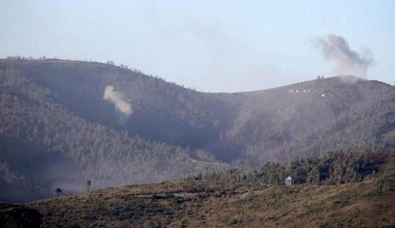 Türkmendağı'ndaki çatışmalar şiddetlendi
