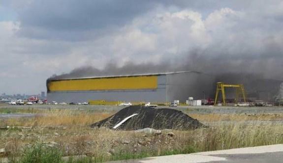 Tuzla'daki patlamanın nedeni akaryakıt
