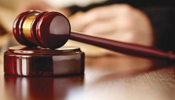 Üç liralık gasba 8 yıl hapis cezası